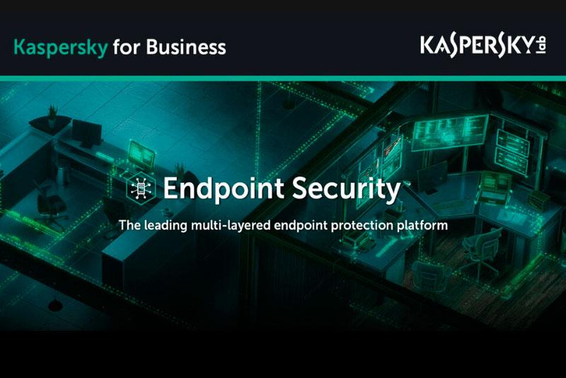 kaspersky antivirus, seguridad endpoint