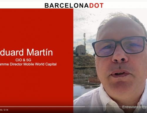 Qué supone el 5G para las pymes – Eduard Martín, CIO & 5G Programme Director Mobile World Capital
