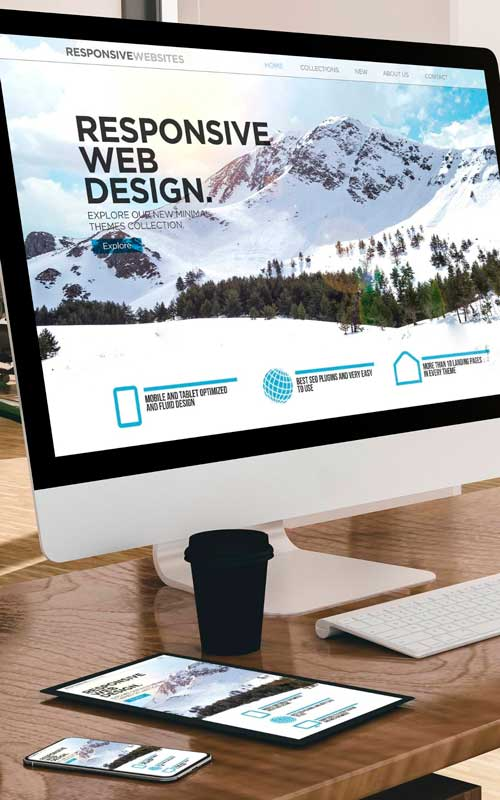 Diseño web resposive con wordpress